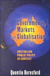 Governments, Markets and Globalisation