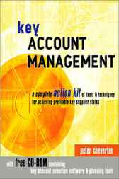 Key Account Management by Peter Cheverton