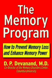 The Memory Program by D. P. Devanand