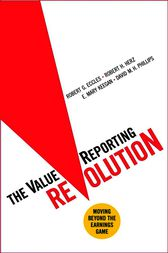 The ValueReporting Revolution by Robert G. Eccles