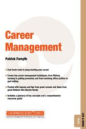 Career Management by Patrick Forsyth