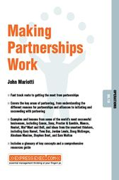 Making Partnerships Work by John L. Mariotti