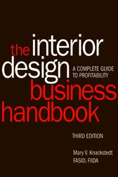 The Interior Design Business Handbook by Mary V. Knackstedt