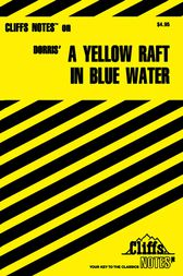 Dorris' A Yellow Raft in Blue Water