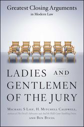 Ladies And Gentlemen Of The Jury by Michael S Lief