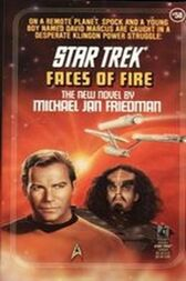 Faces of Fire by Michael Jan Friedman