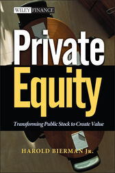 Private Equity by Harold Bierman
