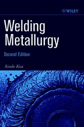 Welding Metallurgy by Sindo Kou