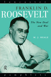 Franklin D. Roosevelt by Michael Heale