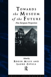 Towards the Museum of the Future by Roger Miles