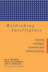 Rethinking Intelligence