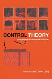 Control Theory by Torkel Glad
