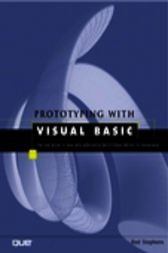 Prototyping with Visual Basic, Adobe Reader by Rod Stephens