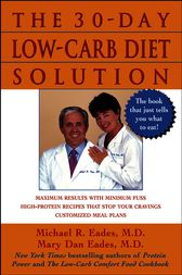 The 30-Day Low-Carb Diet Solution by Michael R. Eades