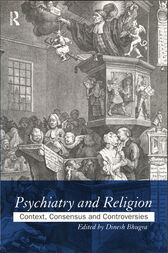 Psychiatry and Religion by Dinesh Bhugra