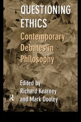 Questioning Ethics by Mark Dooley