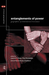 Entanglements of Power by Ronan Paddison