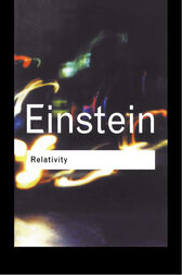 Relativity by Albert Einstein