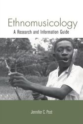 Ethnomusicology by Jennifer Post