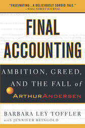 Final Accounting by Barbara Ley Toffler