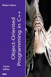 Object-Oriented Programming in C++, Adobe Reader by Robert Lafore