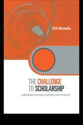 The Challenge to Scholarship by Gill Nicholls