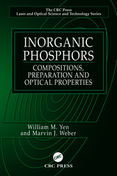Inorganic Phosphors by William M. Yen