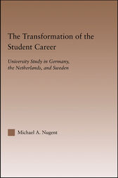 Transformation of the Student Career by Michael Nugent