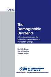 The Demographic Dividend by David Bloom