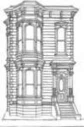 American Domestic Architecture 1600--1900