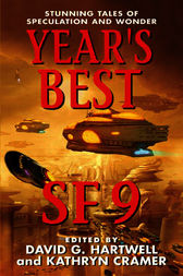 Year's Best SF 9 by David G. Hartwell
