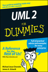 UML 2 For Dummies by Michael Jesse Chonoles