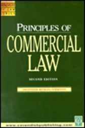 Principles of Commercial Law 2/e by Michael Furmston