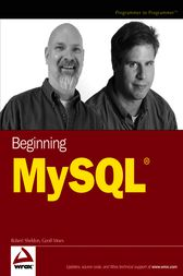 Beginning MySQL by Robert Sheldon