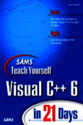 Sams Teach Yourself Visual C++ 6 in 21 Days, Adobe Reader by Davis Chapman