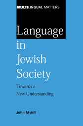 Language in Jewish Society