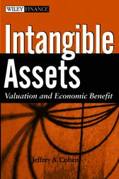 Intangible Assets by Jeffrey A. Cohen