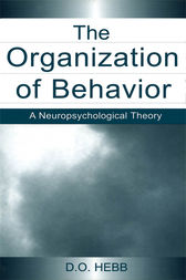 The Organization of Behavior