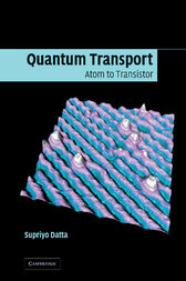 Quantum Transport by Supriyo Datta