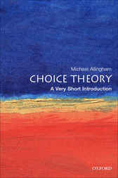 Choice Theory by Michael Allingham
