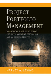 Project Portfolio Management by Harvey A. Levine