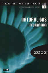 Natural Gas Information by Organisation for Economic Co-operation and Development