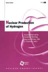 Nuclear Production of Hydrogen by Organisation for Economic Co-operation and Development