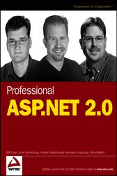 Professional ASP.NET 2.0 by Bill Evjen