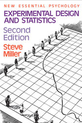 Experimental Design and Statistics by Steve Miller