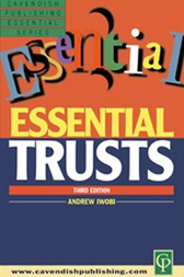 Essential Trusts Law by Iwobi
