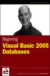 Beginning Visual Basic 2005 Databases by Thearon Willis