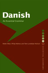 Danish: An Essential Grammar by Robin Allan