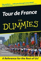 Tour De France For Dummies by Phil Liggett