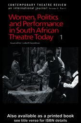 Contemporary Theatre Review by Lizbeth Goodman